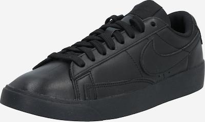 Nike Sportswear Zemie apavi melns, Preces skats