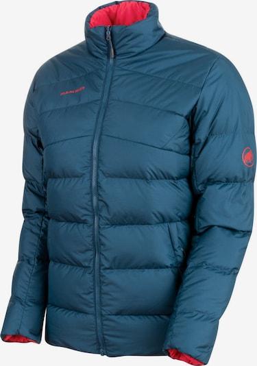 MAMMUT Jacke 'Whitehorn' in himmelblau / rot, Produktansicht