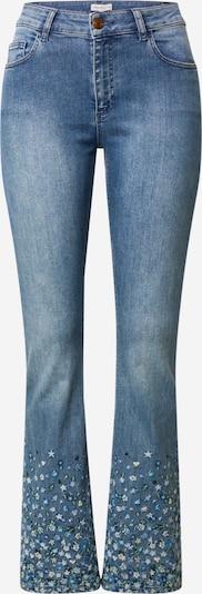 Fabienne Chapot Jeans 'Eva' in blue denim, Produktansicht