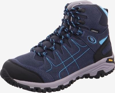 Brütting Boots in de kleur Nachtblauw, Productweergave