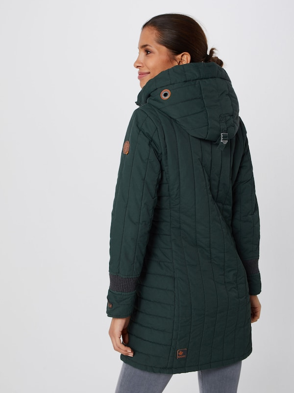 Khujo Manteau 'jerry En Prime2' D'hiver Vert 9YeWIbED2H