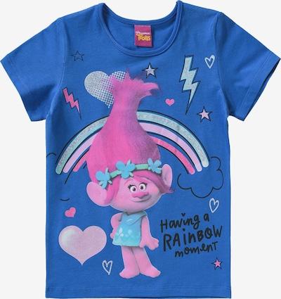 Trolls Trolls T-Shirt für Mädchen in blau, Produktansicht