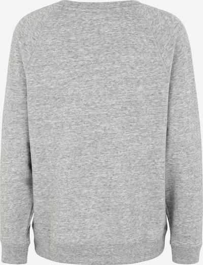 Levi's® Plus Sweat-shirt 'RELAXED GRAPHIC' en gris chiné: Vue de dos