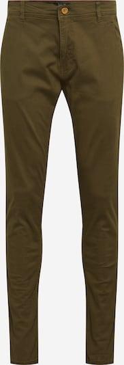 BLEND Pantalon chino en kaki, Vue avec produit
