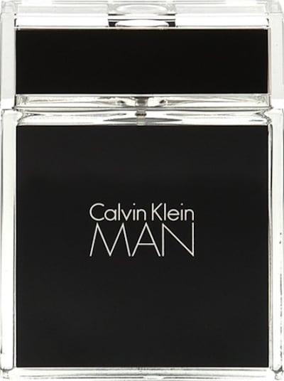 Calvin Klein 'Man', Eau de Toilette in schwarz, Produktansicht