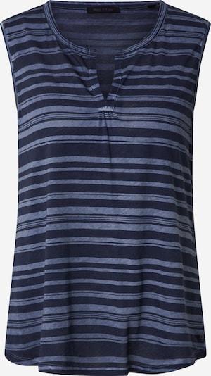 Marc O'Polo Shirt in dunkelblau / mischfarben, Produktansicht