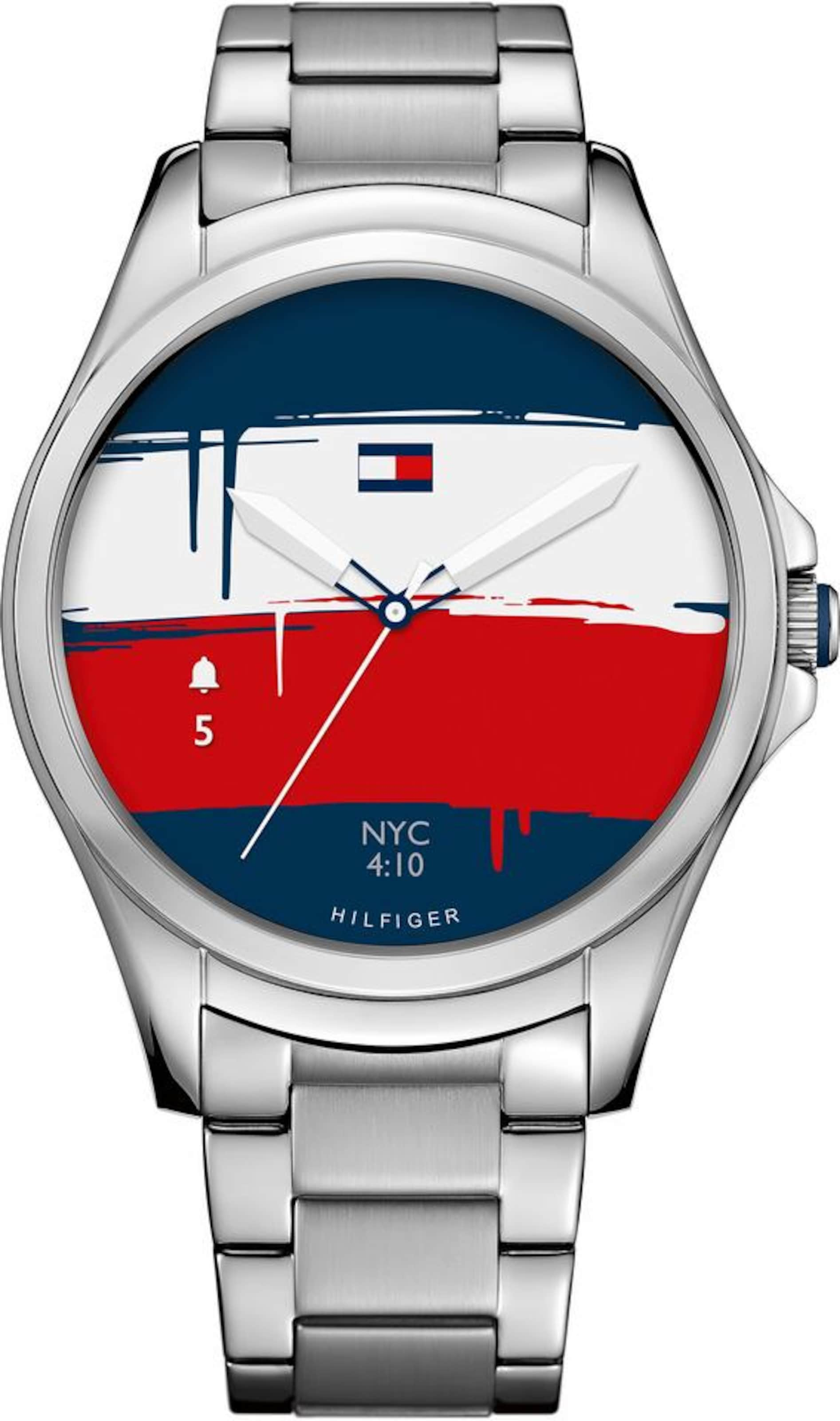 TOMMY HILFIGER Smartwatch - Android Wear 'TH 24/7 YOU, 1791405 '