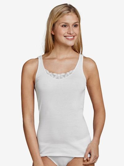 SCHIESSER Onderhemd in de kleur Wit: Vooraanzicht