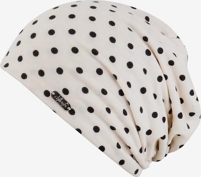 Căciulă 'Lucerne Hat' chillouts pe crem / negru, Vizualizare produs