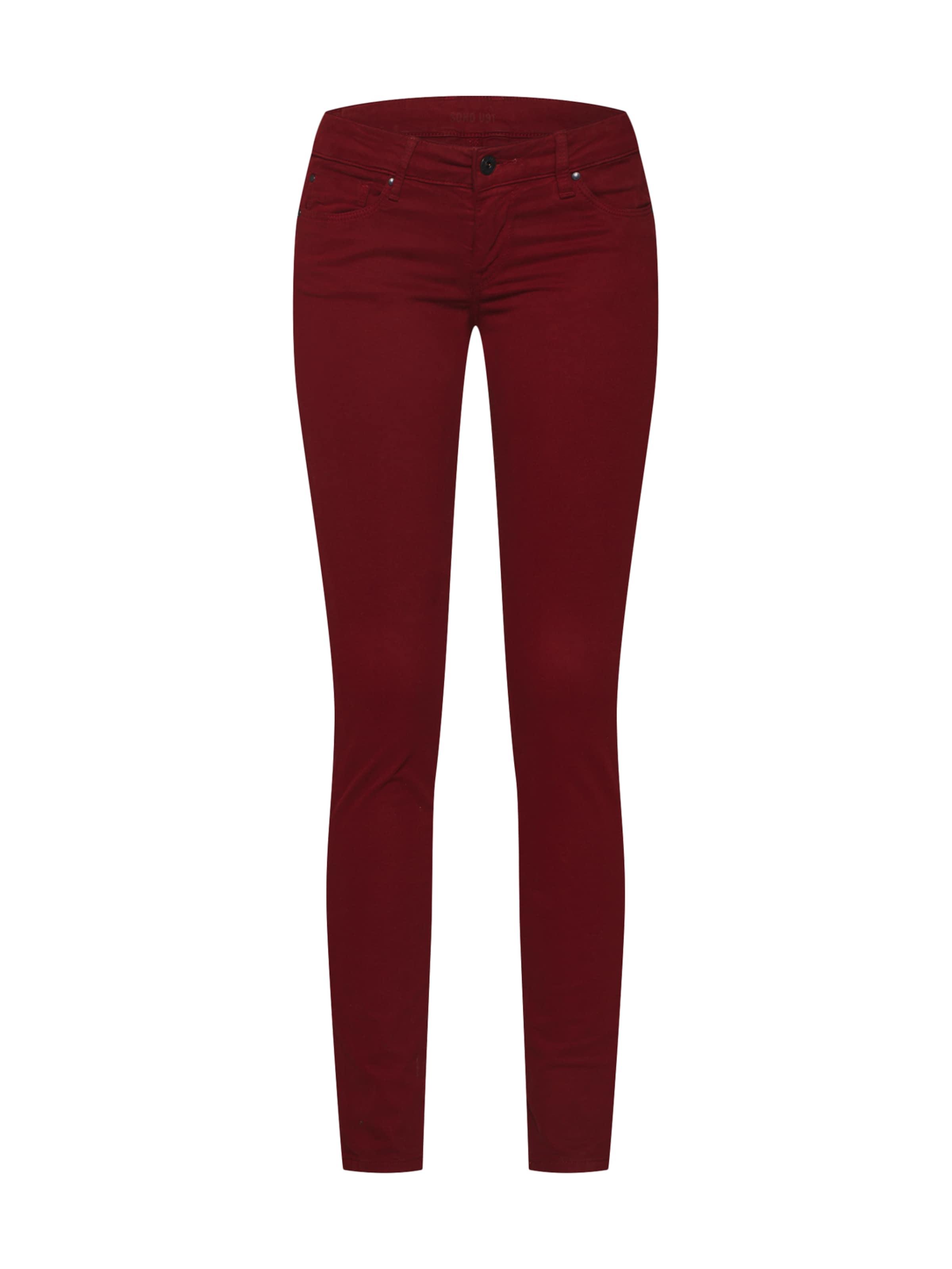 Pepe In Jeans In 'soho' Rot Jeans 'soho' Pepe Y7v6yfgIb