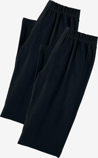 VIVANCE Pidžaamapüksid must, Tootevaade