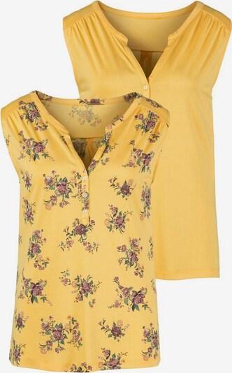 LASCANA Top in de kleur Geel, Productweergave