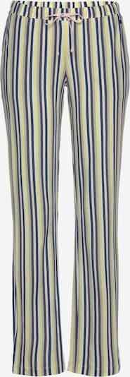 s.Oliver Pantalon de pyjama en mélange de couleurs, Vue avec produit