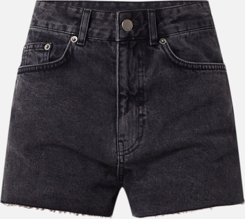 Dr. Denim Shorts 'Skye' in schwarz, Produktansicht