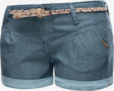 Ragwear Shorts 'Heaven A' in blue denim, Produktansicht