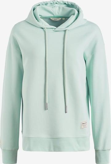 khujo Sweatshirt ' LOTTI ' in mint / hellgrün, Produktansicht