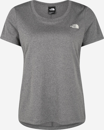 THE NORTH FACE T-shirt fonctionnel en gris, Vue avec produit