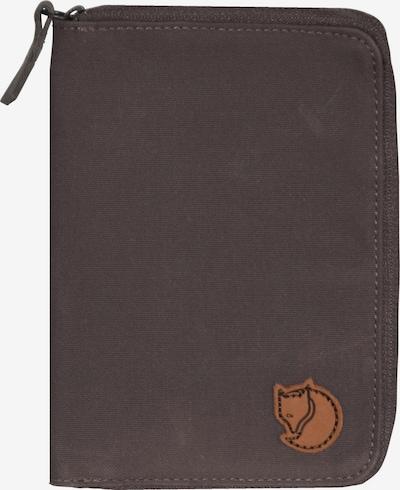 Fjällräven Reisebrieftasche in hellbraun / dunkelbraun, Produktansicht