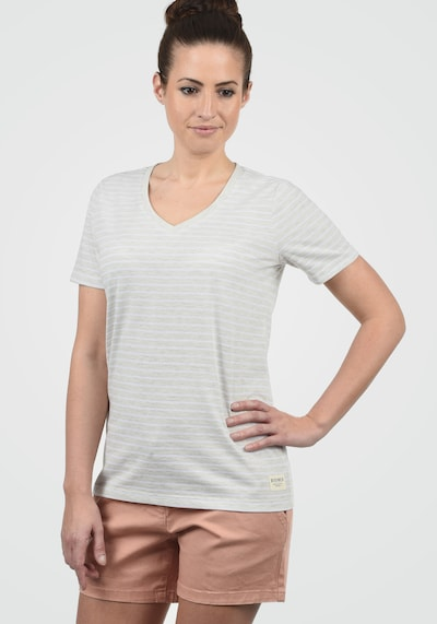 Desires T-Shirt 'Melina' in weiß: Frontalansicht