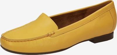 SIOUX Mocassins 'Zalla' in de kleur Geel, Productweergave