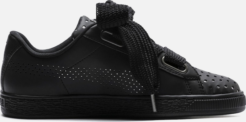 PUMA Sneaker 'Basket Heart Ath Ath Heart Lux' 183355