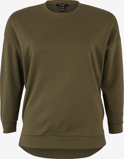 New Look Curves Sweatshirt 'ELLA SLOUCH' in oliv, Produktansicht