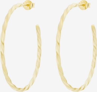 ID Fine Oorbellen 'Einhorn' in de kleur Goud, Productweergave