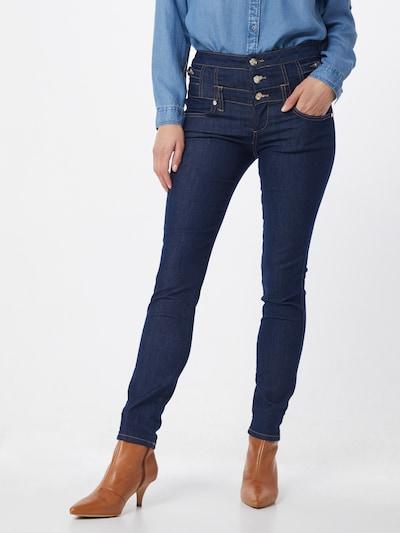 LIU JO JEANS Jeans 'B.UP RAMPY H.W.' in blue denim: Frontalansicht