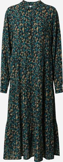 Soyaconcept Sukienka 'Sc-Lioba 3' w kolorze beżowy / benzyna / czarnym, Podgląd produktu