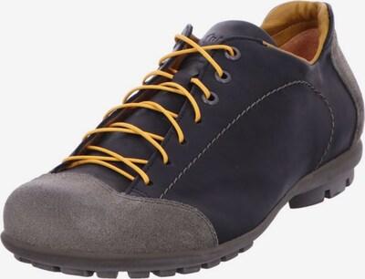 THINK! Schnürschuhe in dunkelblau / grau / schwarz, Produktansicht