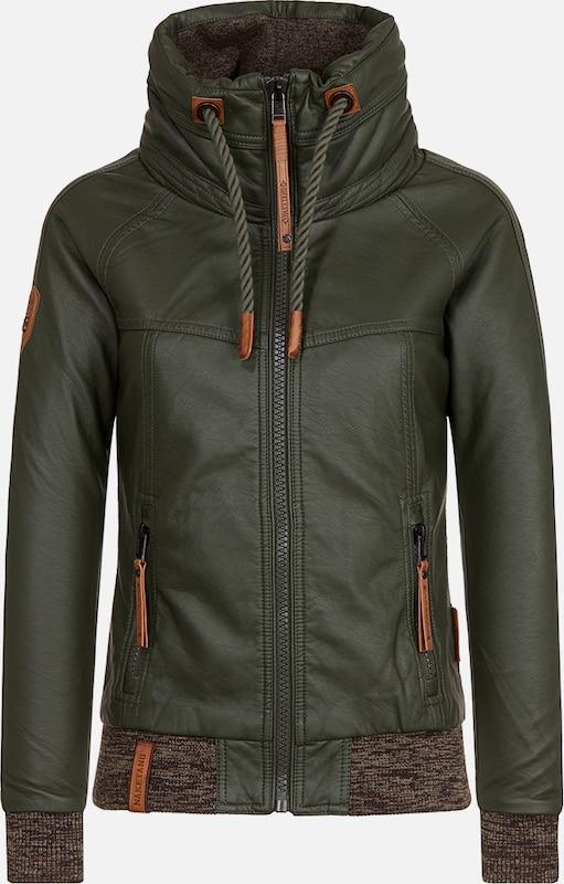 naketano Female Jacket 'Hilde Gorgonzola'