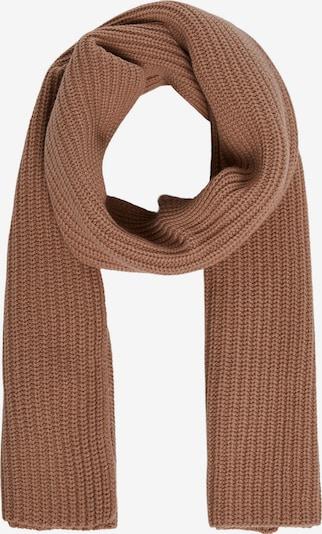 SET Schal in braun, Produktansicht