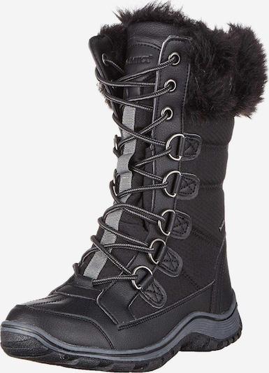 ROMIKA Stiefel in grau / schwarz: Frontalansicht