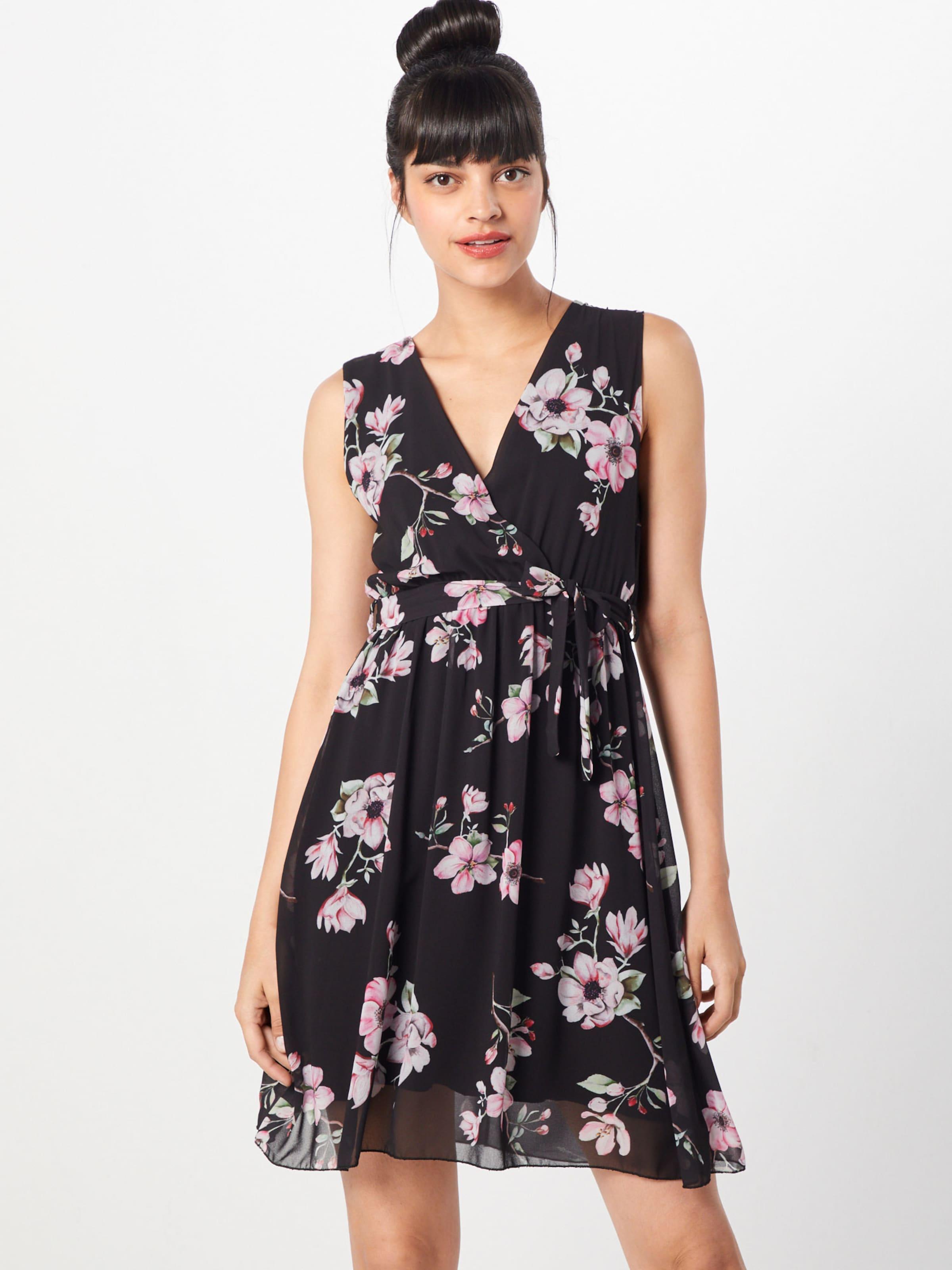 Hailys RosaSchwarz Kleid In Hailys Kleid 'brianna' L54ARj