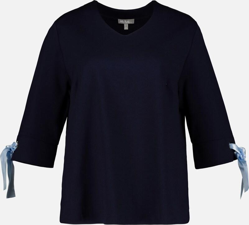 Ulla Popken Shirt in dunkelblau dunkelblau dunkelblau  Große Preissenkung 4d8a8a