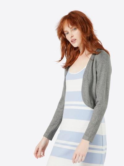 Bolero 'Astrid' iš Kaffe , spalva - margai pilka, Modelio vaizdas