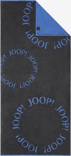 JOOP! Strandtuch in royalblau / schwarz, Produktansicht