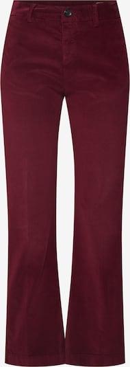 Kelnės 'Minx Velvet Stretch' iš Herrlicher , spalva - raudona: Vaizdas iš priekio