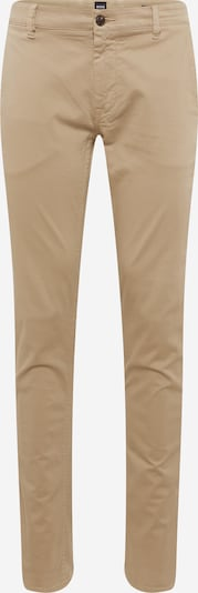 BOSS Chinohose in camel, Produktansicht