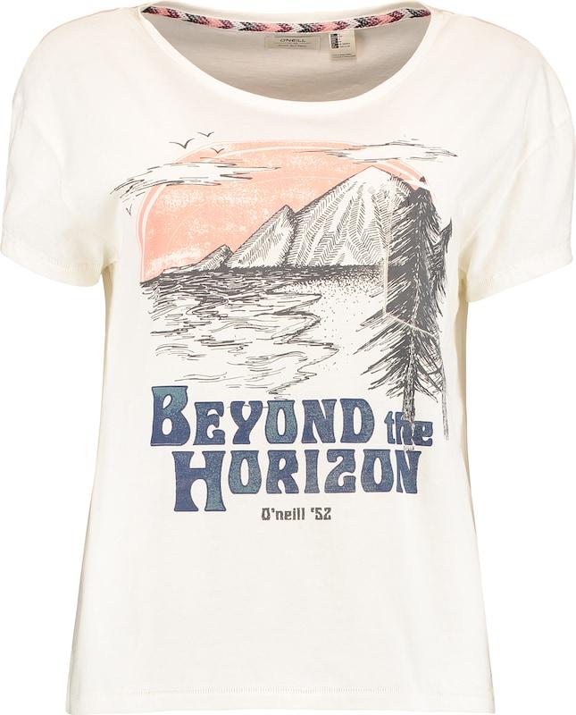 Shirt 'lw In Kleuren Lake' CrèmeGemengde O'neill Topaz dBWQroCExe