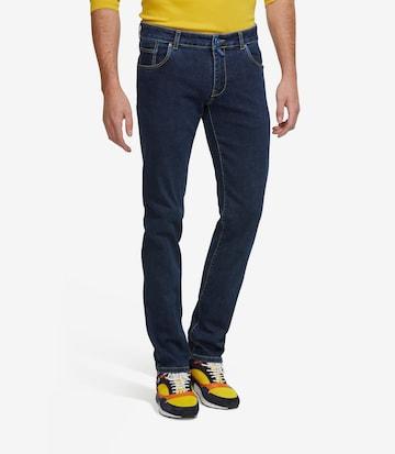 Meyer Hosen Jeans 'M5' in Blau