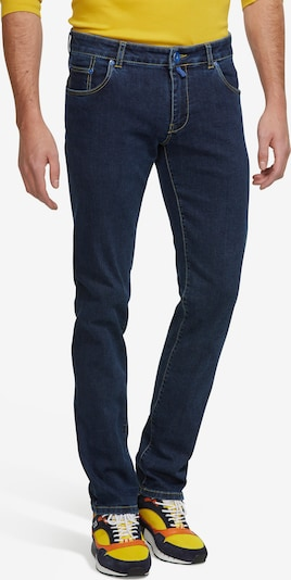 Meyer Hosen Jeans 'M5' in blau / blue denim, Produktansicht