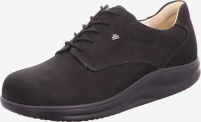 Finn Comfort Schnürschuh in schwarz, Produktansicht