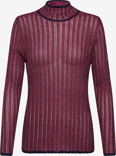 NÜMPH Shirt 'Numisty' in de kleur Rood, Productweergave