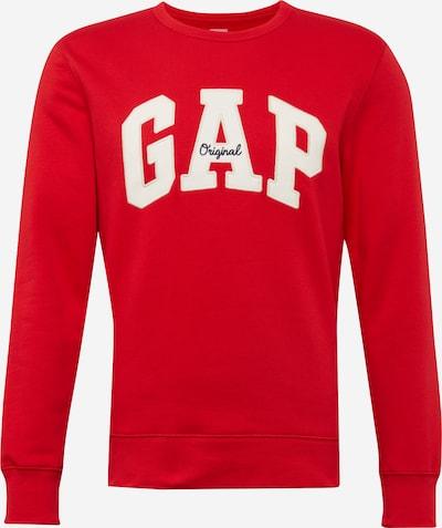 GAP Sweatshirt 'ORIGINAL ARCH CREW' in rot, Produktansicht
