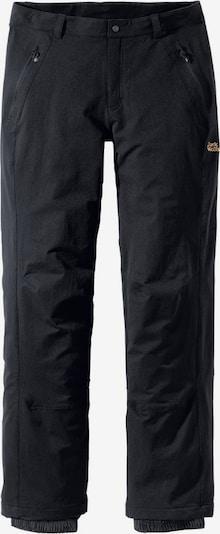 JACK WOLFSKIN Hosen 'Activate' in schwarz, Produktansicht