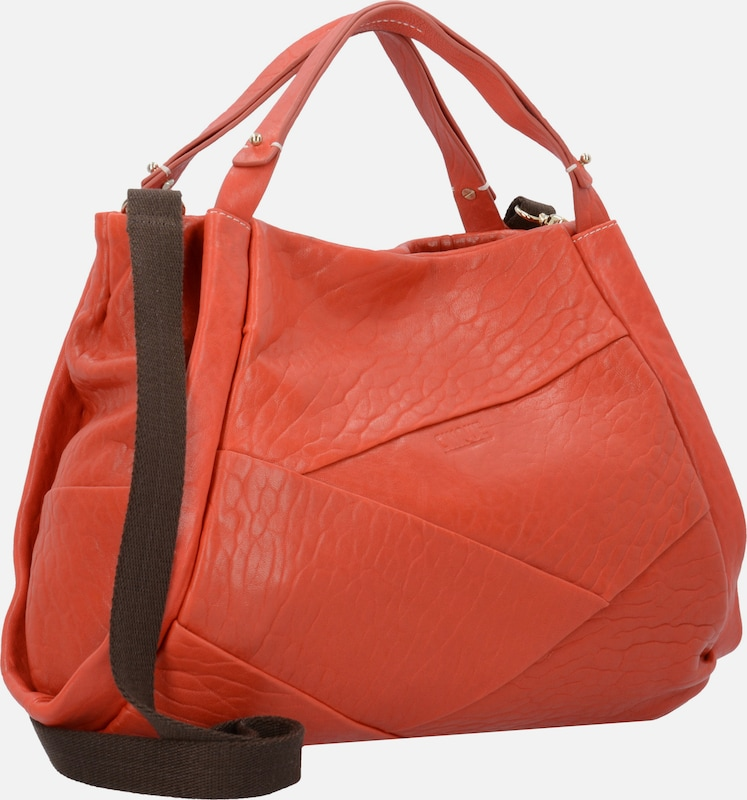 Cinque Peppina Handbag Leather 38 Cm