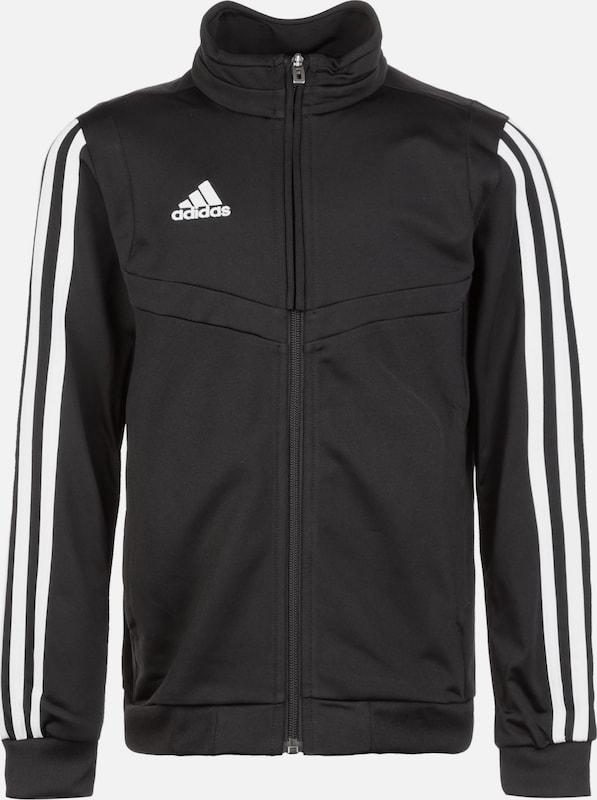 Adidas Fitness und Training Jacke Herren The Base Fullzip SS13