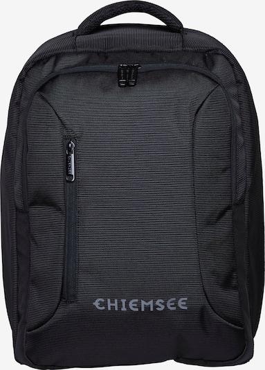 CHIEMSEE Rucksack in schwarz, Produktansicht