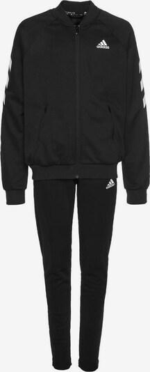 ADIDAS PERFORMANCE Trainingsanzug 'YG XFG TS' in schwarz / weiß, Produktansicht